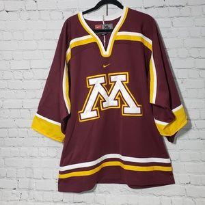 Nike Minnesota Golden Gopher hockey jersey